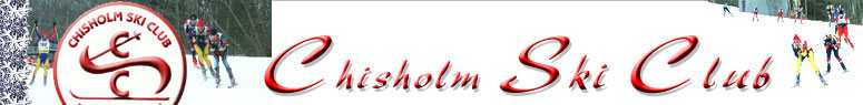 Chisholm Ski Club Header