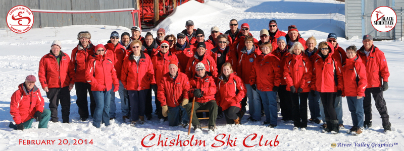 Chisholm Ski Club Photo 2014