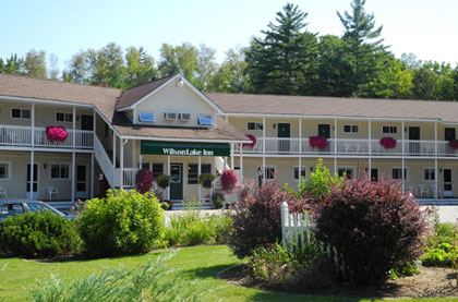 Wilson Lake Inn and Suites
